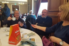 MMOC-NI-Easter-Monday-Run-2018-Breakfast-at-Malone-Golf-Club.-Drax-David-and-Jennifer