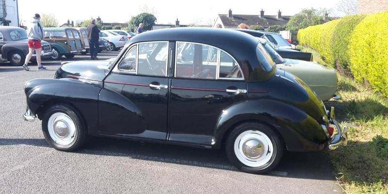 Morris Minor History - Morris Minor Owners Club Northern Ireland