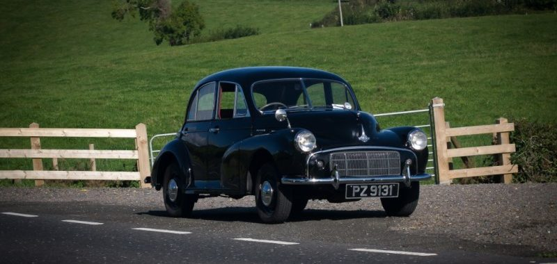 PZ – The Car That Makes Everyone Go 'WOW' - Morris Minor Owners Club Northern Ireland