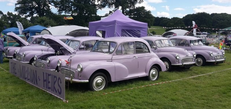 Morris Minor Anorak Questions - Morris Minor Owners Club Northern Ireland
