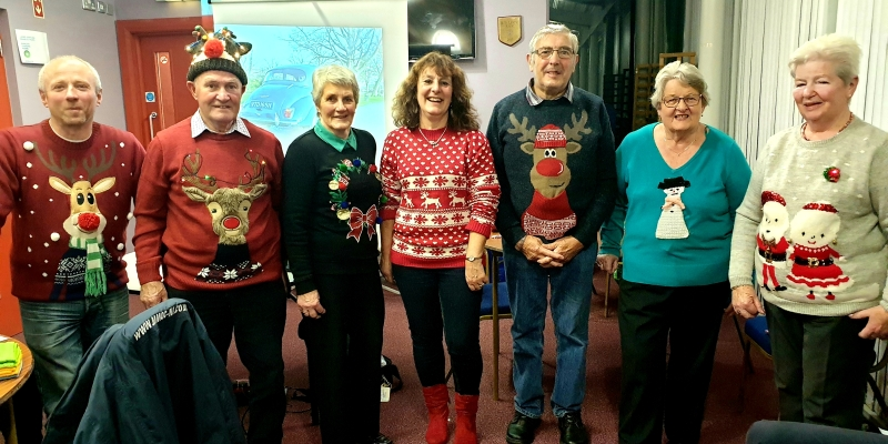 Christmas Club Night December 2019 - MMOC-NI