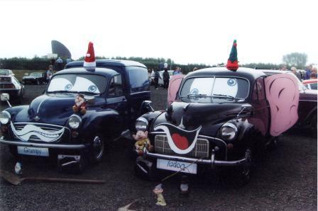 Dopey-at-MMOC-NI-Club-Stand-AOVC-Classic-Show-2009
